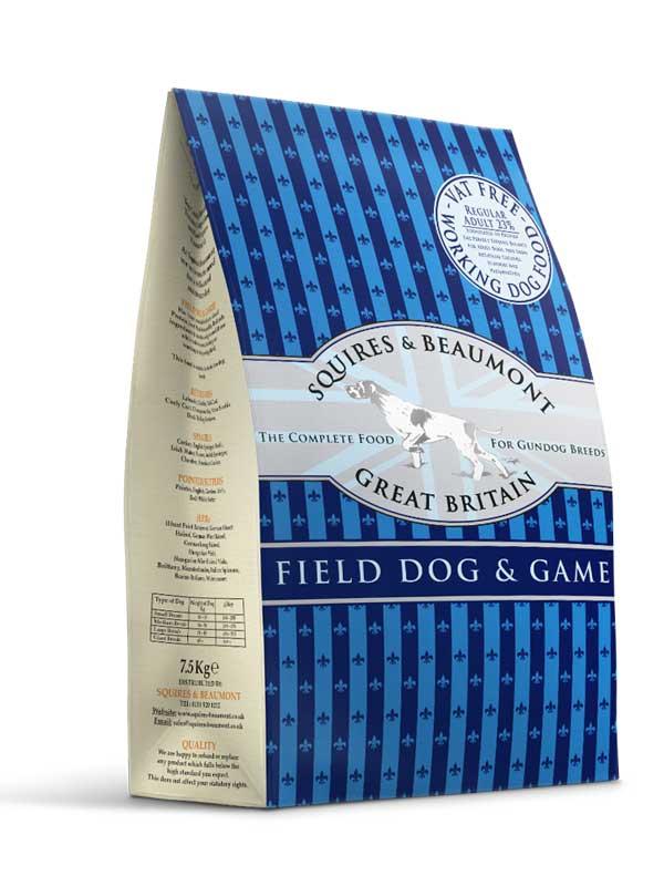 Field Dog & Game Puppy 7.5kg bag